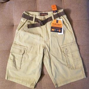 Wear First Bottoms - Wear First Cargo Shorts